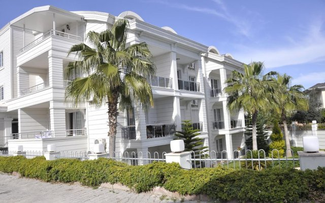 Отель Kemer Residence 2 вид на фасад