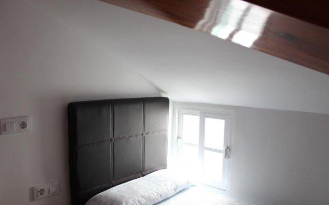 Отель Apartamento Esturion Dcha комната для гостей
