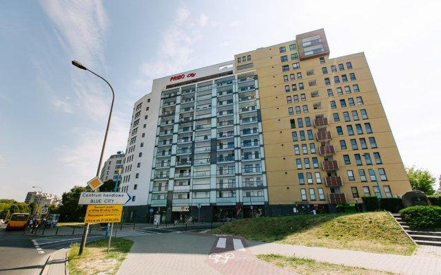 Отель Renttner Apartamenty вид на фасад