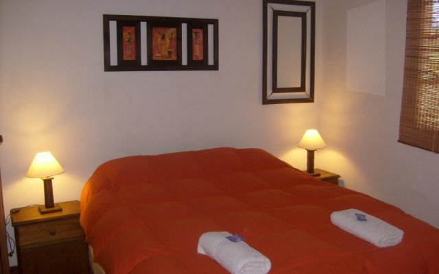 Отель Jardines del Atuel Сан-Рафаэль комната для гостей