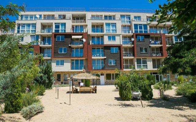 Отель Dune Residence пляж