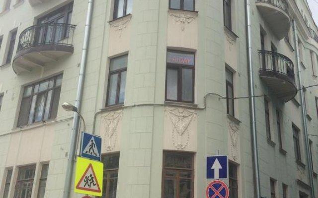 Хостел Friday вид на фасад