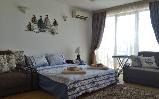 Отель Balchik Amazing Sea View Болгария, Балчик - отзывы, цены и фото номеров - забронировать отель Balchik Amazing Sea View онлайн комната для гостей