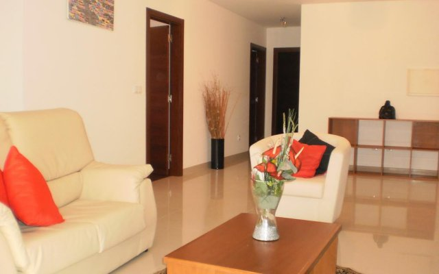 Апартаменты Baleal Beach Apartment Swimming Pool комната для гостей