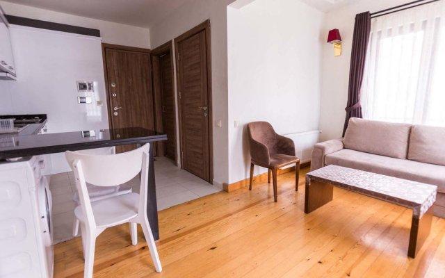 Отель Taksim Martina Apart комната для гостей