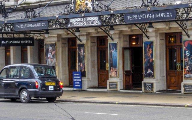 Отель Leicester Square - Piccadilly Circus Apt вид на фасад