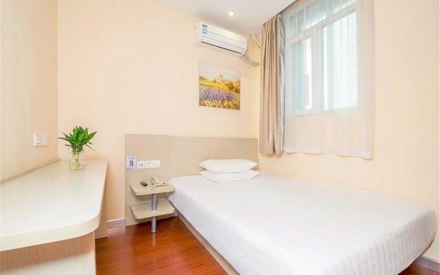 Отель Hanting Express Hangzhou Shiqiao Road Китай, Ханчжоу - отзывы, цены и фото номеров - забронировать отель Hanting Express Hangzhou Shiqiao Road онлайн комната для гостей