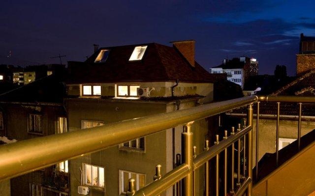 Sofia Place Hotel вид на фасад