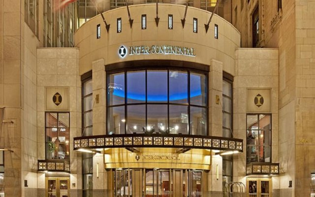 InterContinental Chicago Magnificent Mile 0