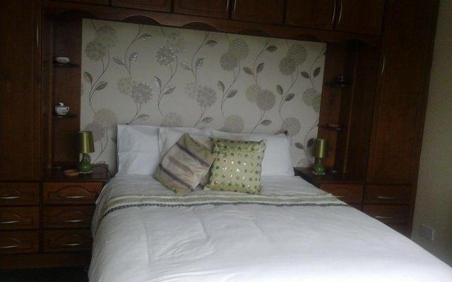 Отель Ballyheefy Lodge комната для гостей