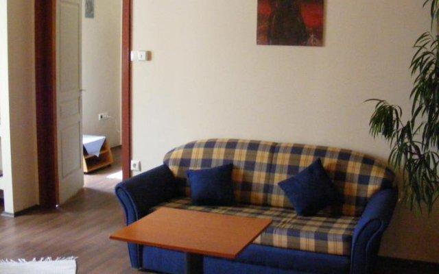 Апартаменты Palatinus Apartment комната для гостей