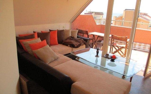 Отель Panorama Apartment Болгария, Несебр - отзывы, цены и фото номеров - забронировать отель Panorama Apartment онлайн комната для гостей