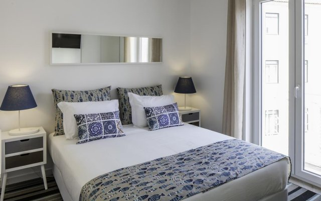 Отель Marino Lisboa Boutique Hotel Португалия, Лиссабон - отзывы, цены и фото номеров - забронировать отель Marino Lisboa Boutique Hotel онлайн комната для гостей