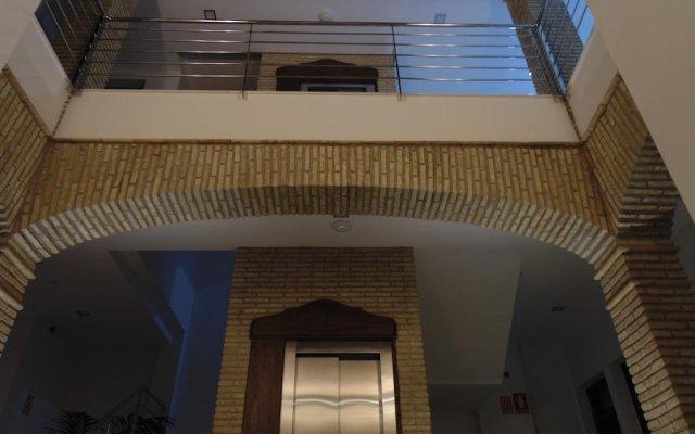 Отель Posada de Momo вид на фасад