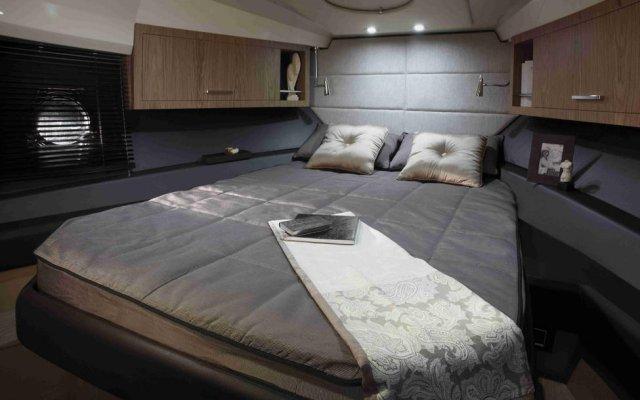 Отель Boat Madeleine комната для гостей