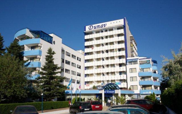 Dunav Hotel - Все включено вид на фасад