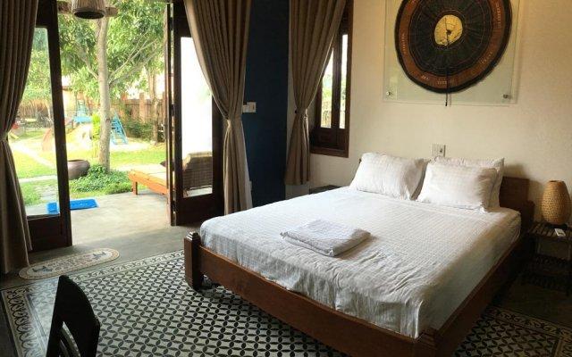Отель An Bang Garden House комната для гостей