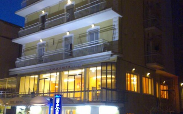 Hotel Austria вид на фасад