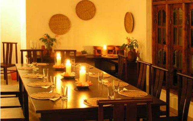 Отель SeethaRama Ayurveda Resort Шри-Ланка, Берувела - отзывы, цены и фото номеров - забронировать отель SeethaRama Ayurveda Resort онлайн питание