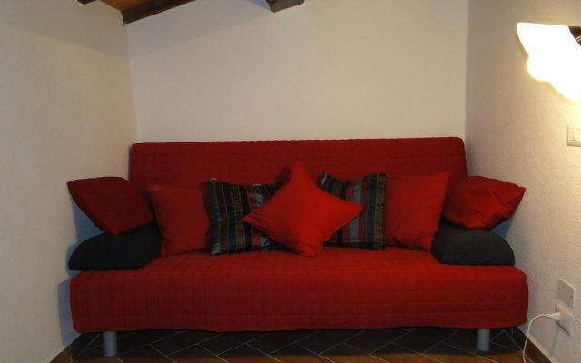 Отель Case Leonori Трайа комната для гостей