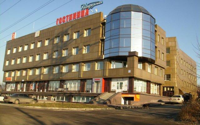 Гостиница Набережная вид на фасад