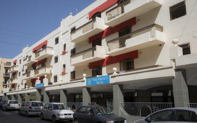 The San Anton Hotel парковка