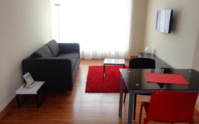Отель Getxo Apartamentos комната для гостей