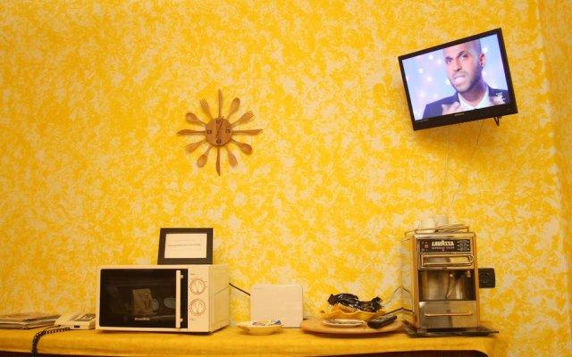 Отель Bed & Breakfast La Rosa dei Venti Генуя интерьер отеля