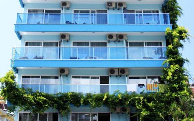 Gallion Hotel вид на фасад
