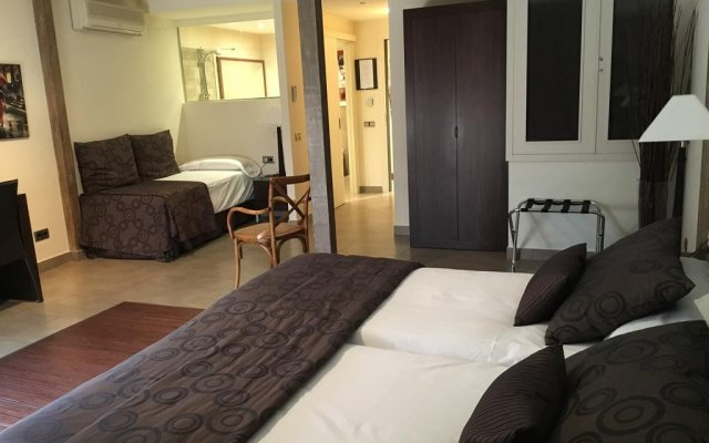 Hotel Calabria комната для гостей