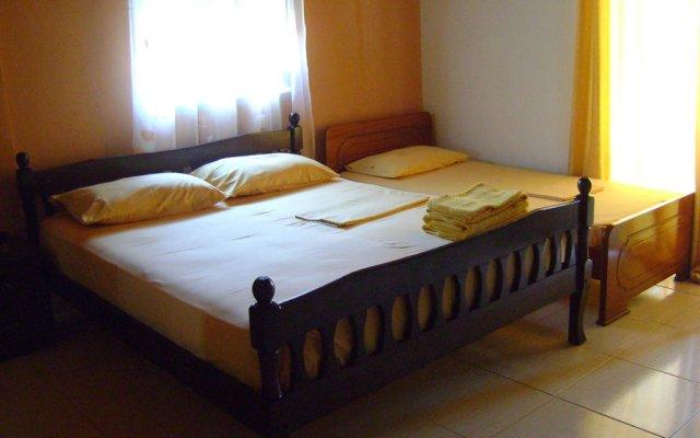 Hotel Moscopole комната для гостей