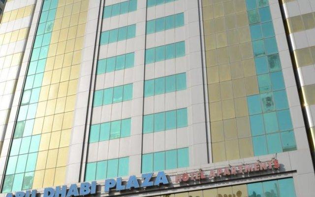 Abu Dhabi Plaza Hotel Apartments 0