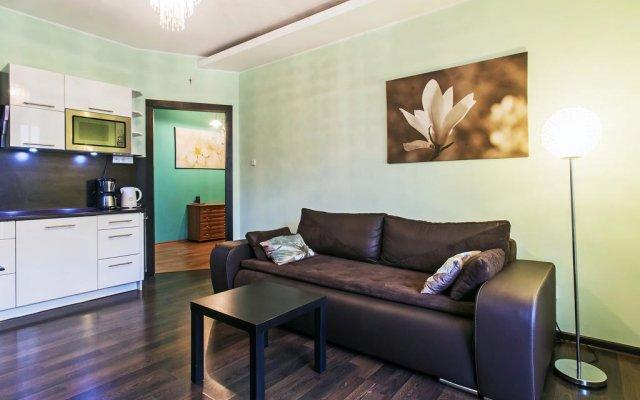 Отель Apartament Lux Sopot Monte Cassino Сопот комната для гостей