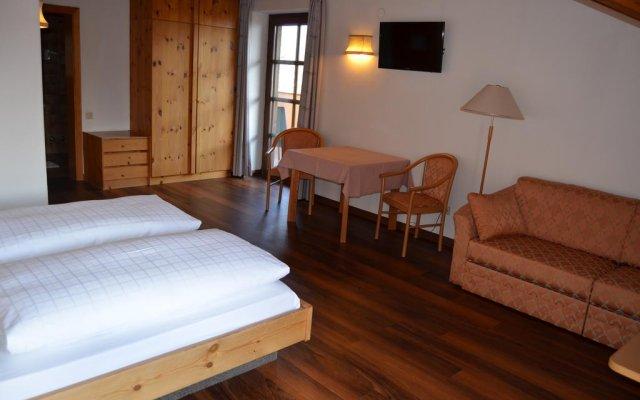 Отель Garni Eden Марленго комната для гостей