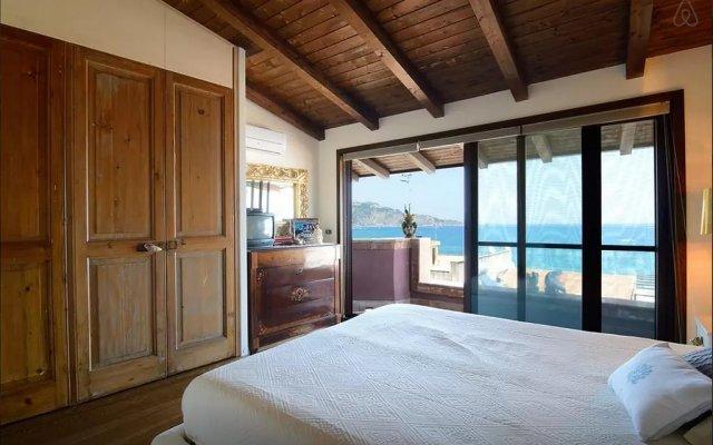 Отель Casa Hibiscus Джардини Наксос комната для гостей