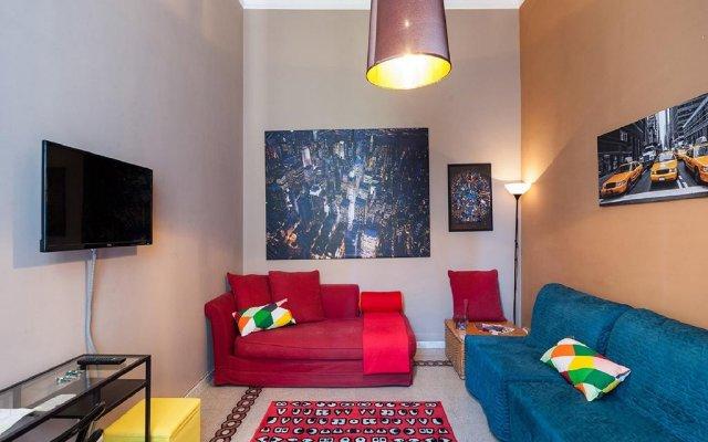 Отель HomeInn Laterano Италия, Рим - отзывы, цены и фото номеров - забронировать отель HomeInn Laterano онлайн комната для гостей