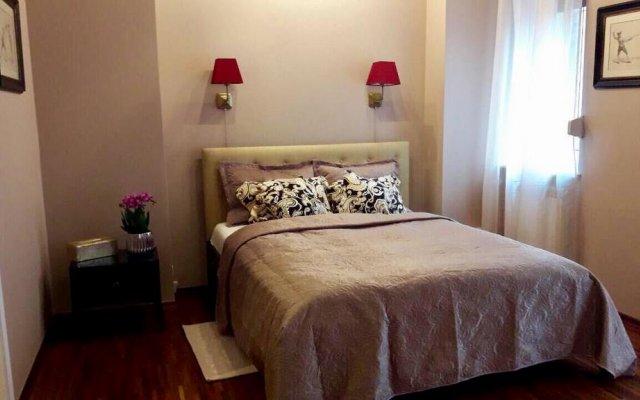 Апартаменты City Center Apartment комната для гостей