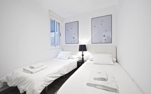 Отель The White Flats Les Corts Испания, Барселона - отзывы, цены и фото номеров - забронировать отель The White Flats Les Corts онлайн комната для гостей