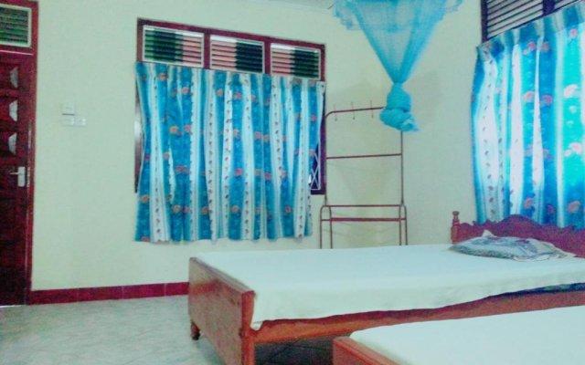 Отель Hansika Guest Inn Шри-Ланка, Бандаравела - отзывы, цены и фото номеров - забронировать отель Hansika Guest Inn онлайн комната для гостей