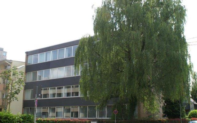 Отель Creo City Мюнхен вид на фасад