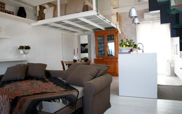 Отель Appartamento Vittorio Veneto Сиракуза комната для гостей