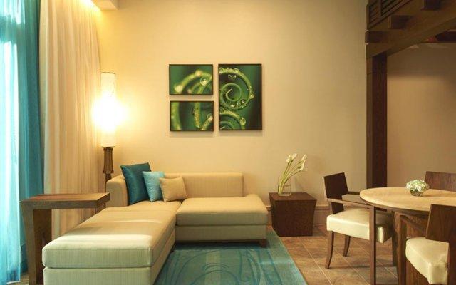 Апартаменты Sofitel The Palm, Дубай, Апартаменты комната для гостей