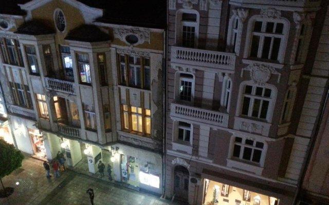 Hostel Center Plovdiv вид на фасад