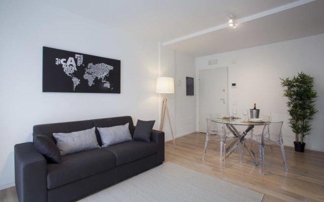 Отель Santa Sofia Apartments Италия, Падуя - отзывы, цены и фото номеров - забронировать отель Santa Sofia Apartments онлайн комната для гостей