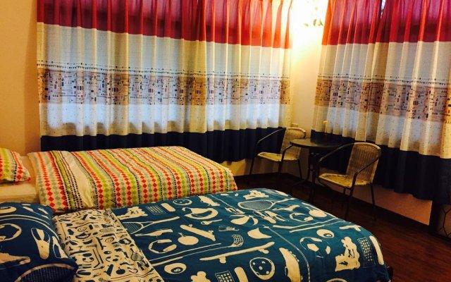 Отель Jaidee Hostel Таиланд, Бангкок - отзывы, цены и фото номеров - забронировать отель Jaidee Hostel онлайн комната для гостей