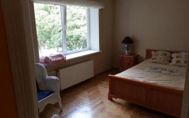 Отель Dubultu Prospekts Юрмала комната для гостей