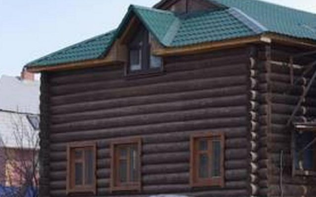 Hotel at Yuzhnyy proyezd вид на фасад