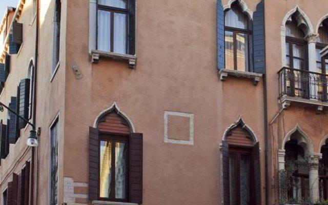 Отель Ca Cappellis B&B вид на фасад