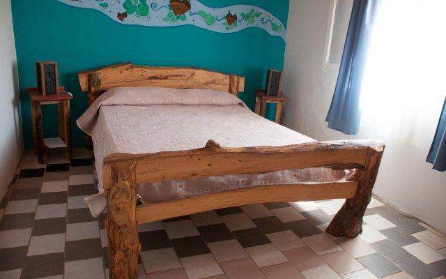 Отель Hosteria Rural Viejo Roble Сан-Рафаэль комната для гостей