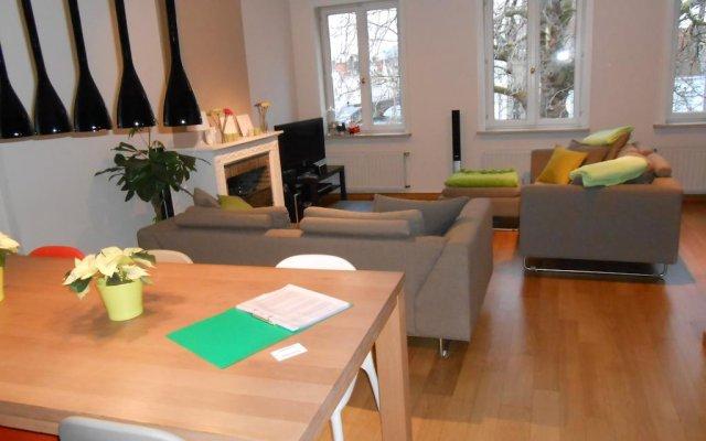 Апартаменты Apartment Het Blekershuys комната для гостей